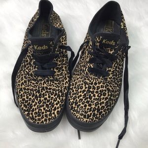 Keds Women's Animal Print Sneakers